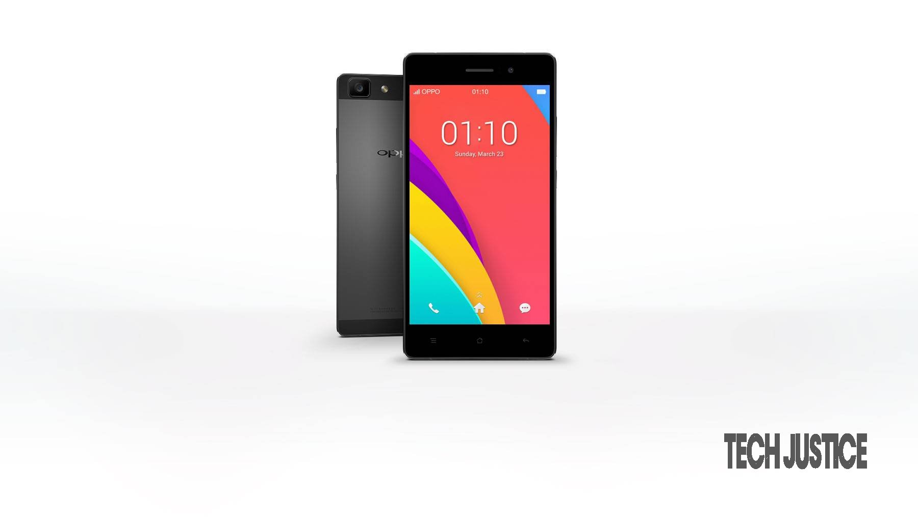 Oppo R5s tech justice
