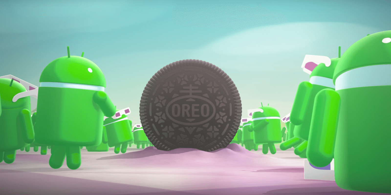 Android Oreo Tech Justice
