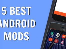 5 android mods