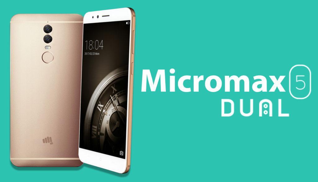 Micromax-Dual-5