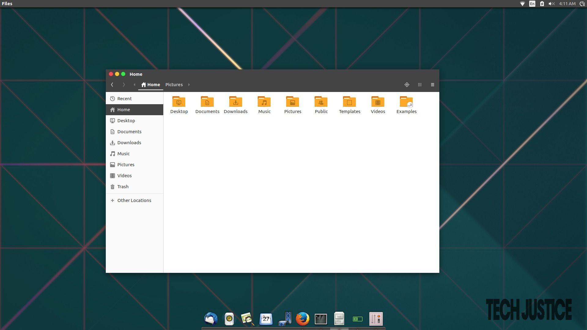 numix ubuntu