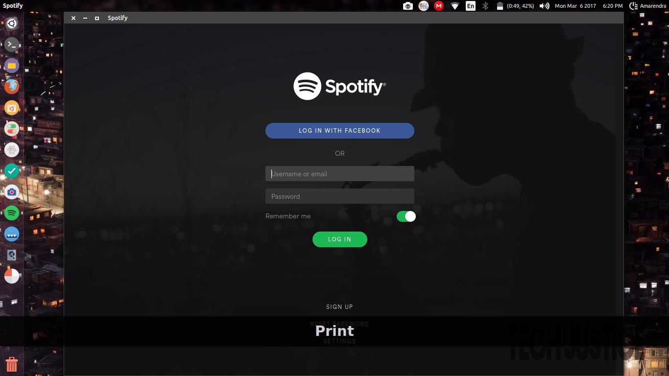 tech justice Spotify